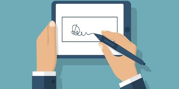 חתימה דיגיטלית מאובטחת במייל